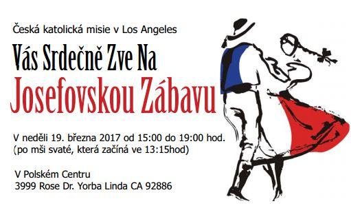 poster - Josefovská Zábava